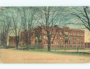 Divided-Back SCHOOL SCENE Rochester New York NY E2902