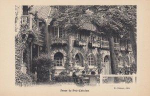 PARIS , France,1900-10s, Ferme du Pre-Catelan