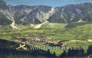 Valsugana Levico Austria Postal Used Unknown