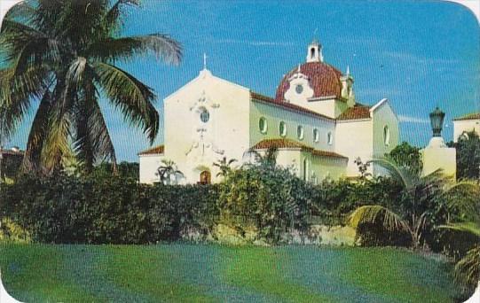 Saint Theresa Catholic Church Coral Gables Florida