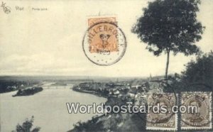 Vise, Belgium 1920 Stamp on front