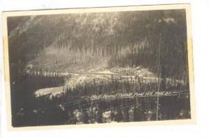 RP; No.2 Spiral Tunnel, Field Hill, Field, Canada, 10-20s