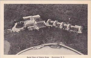New York Oseawana Aerial View Of Valeria Home Albertype
