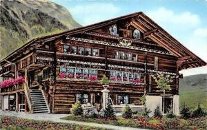 Switzerland Bernerhaus Chalet Bernois