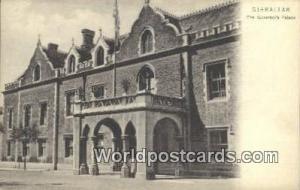 Gibralter Governor's Palace Governor's Palace