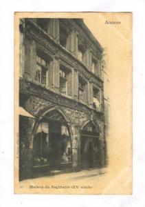 Amiens (Somme), , France 1910s ; Maison du Sagittaire