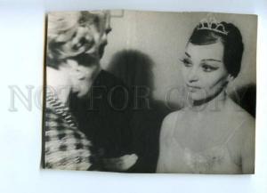 140571 DUDINSKAYA Russian BALLET Star DANCER & Student PHOTO