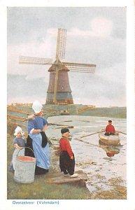 Overzetveer Volendam Holland Tape on back