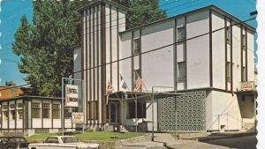 Hotel Union , MAGOG , Quebec, Canada , 50-60s