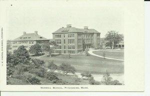 Normal School, Fitchburg, Mass.