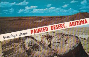 Greetings From Painted Desert Arizona