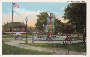 Ohio Niles City Park