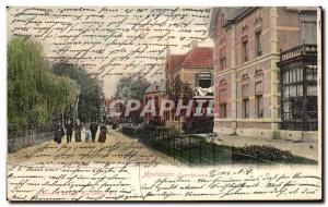Old Postcard Apeldoorn