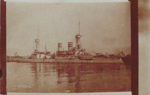Nautica Sms Worth Real Photo Battleship 03.86
