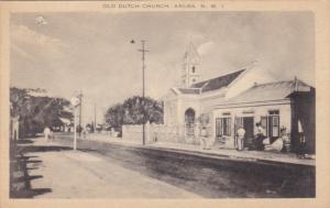 Old Dutch Church , ARUBA , N.W., 1910-20s