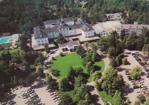North Carolina Pinehurst Hotel and Country Club Aerial View