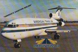 American Trans Air Boeing 727s