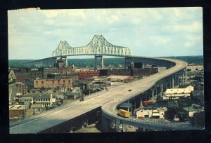 New Orleans, Louisiana/LA Postcard, Greater New Orleans Bridge