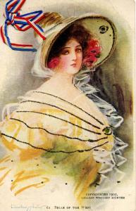 Women - Belle of the West   Artist: Lillian Woolsey Hunter  (Red, White & B...