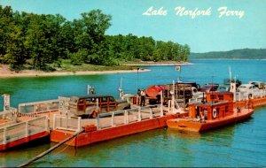 Arkansas Lake Norfork Ferry Panther Bay Landing