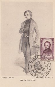 FRANCE , 00-10s ; Louis Blanc