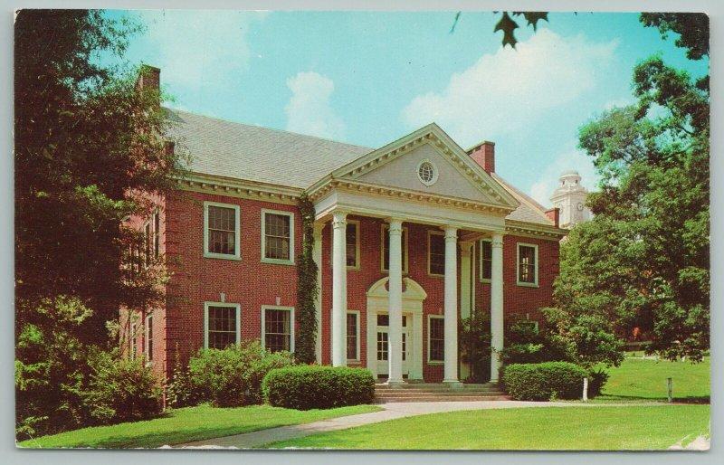 Berea Kentucky~Berea College~The JAR Rogers Art Building~Vintage Postcard