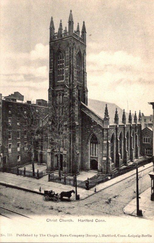 Connecticut Hartford Christ Church
