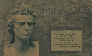 Friedrich Schiller 1918