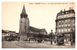 19450  Paris La Place St. Germain des Pres