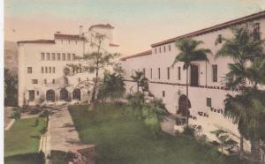SANTA BARBARA , California, 1900-10s ; Court House