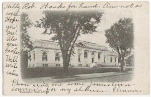Washington Public Library Washington DC 1907
