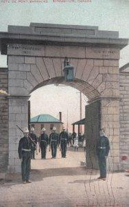KINGSTON , Ontario , Canada , 00-10s ; Tete De Pont Barracks