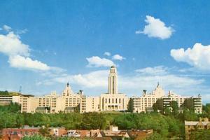Canada - Quebec, Montreal - Montreal University
