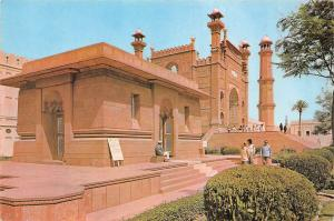 Pakistan The Tomb of Allama Iqbal (Poet of the East) Lahore