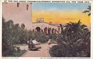 The Electriquette Panama Pacific International Expo San Francisco 1915