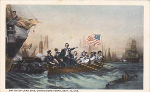 Battle Of Lake Erie Commodore Perry 10 September 1813