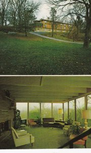 BOILING SPRINGS , Pennsylvania , 1950-60s ; Allenberry , Meadow lodge