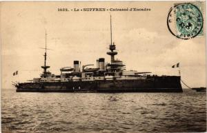 CPA Le Suffren, Cuirassé d'Escadre SHIPS (783003)