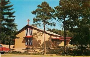 Caseville Michigan~St Roch Catholic Church~Rev Robert Navarre~1957 LL Cook PC