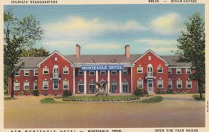 MONTEAGLE, Tennessee, 1930-40s; New Monteagle Hotel, Tourists' Headquarters