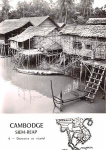 Siem Reap Cambodia, Cambodge Demeures en vegetl Siem Reap Demeures en vegetl
