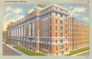 County Hospital, Chicago, IL, USA County  Chicago, IL, USA Unused