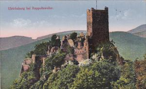 Uirichsburg bei Rappoltsweiler , Germany , 00-10s