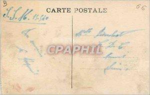 Postcard Old Amelie les Bains (Pyr Or) The Mondony Gorge La Breche Castellane