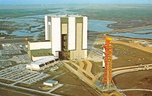 Skylab to rollout from VAB to complex 30 9B Florida, USA Space Unused