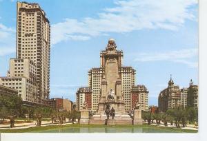 Postal 045500 : Madrid. Plaza de Espa?. Monumento a Cervantes