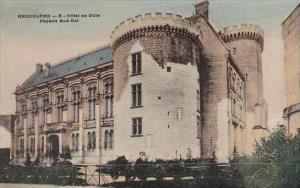 France Angouleme Hotel de Ville Facade Sud Est