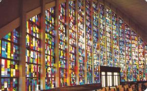 La Cathedrale de Nicolet, Nicolet, Quebec, Canada, 40´s-60´s
