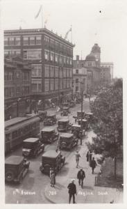 RP: REGINA , Sask., Canada , 1910-30s ; 11th Avenue