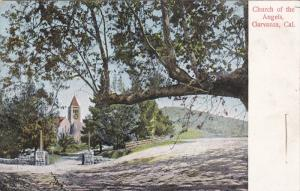 GARVANZA, California; Church of the Angels, 00-10s